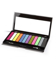 Makeup Revolution Paleta Cieni do Powiek Acid Brights