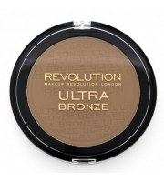 Makeup Revolution, Ultra Bronze, Bronzer do Twarzy