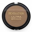 Makeup Revolution, Ultra Bronze, Bronzer do Twarzy