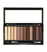 Makeup Revolution Paleta Cieni do Powiek Essential Mattes 2