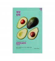Holika Holika, Pure Essence Mask Sheet AVOCADO, 20 ml