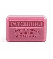 Mydło marsylskie PACZULA MASŁO SHEA, 125 g