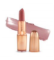 Makeup Revolution, Iconic Matte Nude Revolution, Pomadka do ust LUST