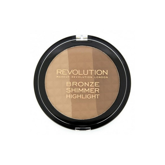 Makeup Revolution Makeup Revolution Bronze Shimmer Highlight