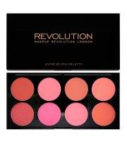 Makeup Revolution Paleta Kremowych Róży All About Cream
