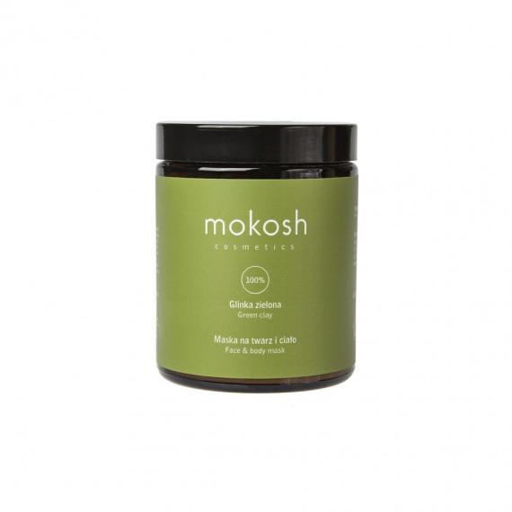 Mokosh, Glinka zielona, 180 ml