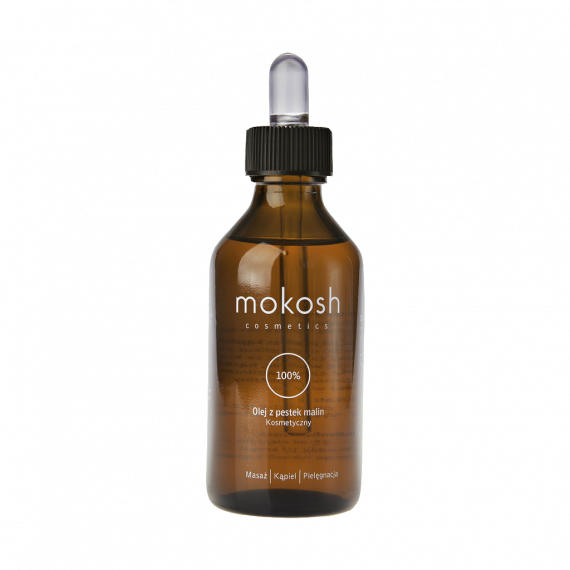 Mokosh, Olej z pestek malin, 100 ml