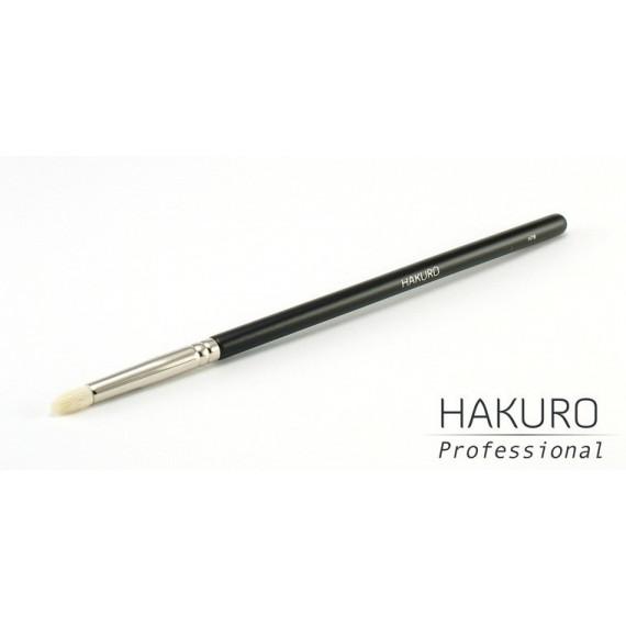 Hakuro H76 Pędzel do Precyzyjnego Nakładania Cieni do Powiek