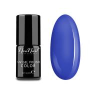 NeoNail, Flowersense, Lakier Hybrydowy UV 6 ml - Water Iris 5404-1, 6 ml