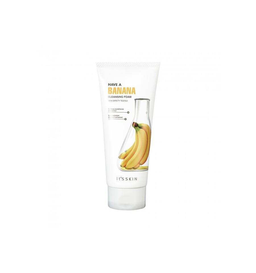 It's Skin, Have a Banana Cleansing Foam, Pianka do mycia twarzy, 150 ml