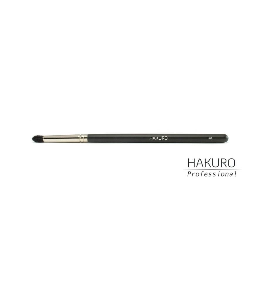 Hakuro H80 Pędzel do Aplikowania Cieni na Powieki
