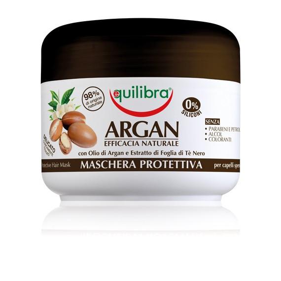 Equilibra, ARGAN, Arganowa maska ochronna, 200 ml