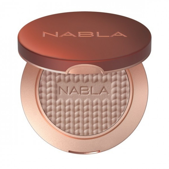 Nabla, Shade & Glow Pudrowy bronzer Gotham, 3,5 g