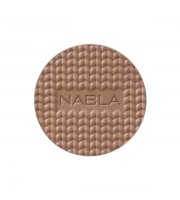 Nabla, Shade & Glow Pudrowy bronzer REFILL Cameo, 3,5 g