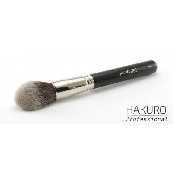 Hakuro H56 Pędzel do Pudrów Sypkich Prasowanych i Brązujących