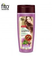 Fitokosmetik, Szampon do włosów ŁOPIANOWY, 270 ml
