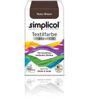 Simplicol, EXPERT barwnik do tkanin, BRĄZOWY, 150 g