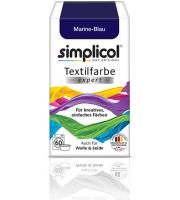 Simplicol, EXPERT barwnik do tkanin, GRANATOWY, 150 g