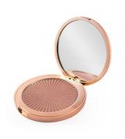 Makeup Revolution, Skin Kiss Rozświetlacz Peach Kiss, 14 g