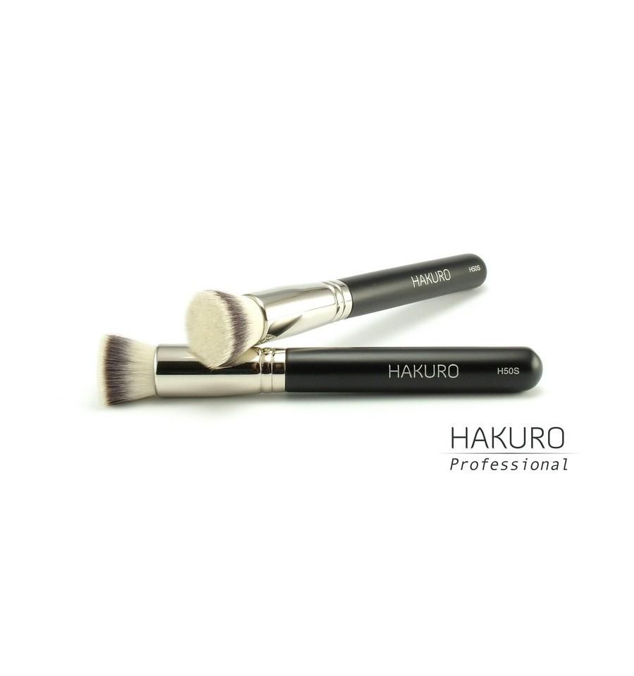 Hakuro H50S Pędzel do Podkładu i Kosmetyków Mineralnych