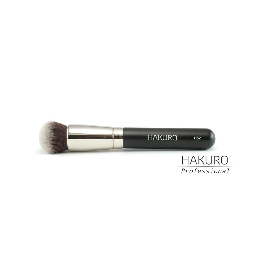 Hakuro H52 Pędzel do Podkładu i Kosmetyków Mineralnych