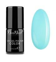 NeoNail, Lakier hybrydowy, 3648-1 Pastel Blue, 6 ml