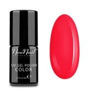 NeoNail, Lakier hybrydowy, 3791-1 Crazy Red, 6 ml