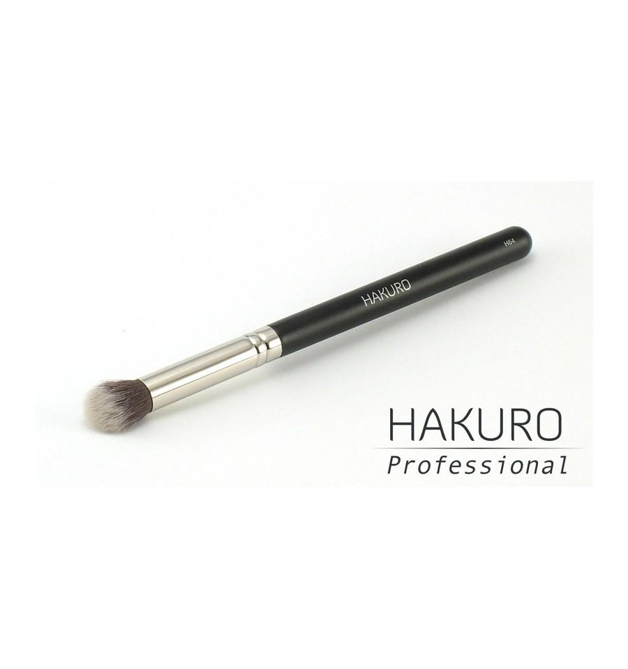 Hakuro H64 Pędzel do Kosmetyków Płynnych i Kremowych