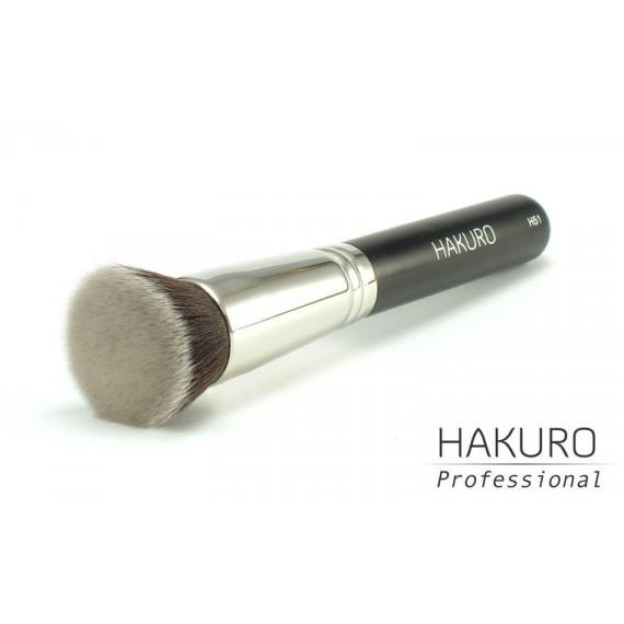 HakuH51 Pędzel do Podkładu i Kosmetyków Mineralnych