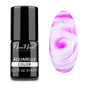 NeoNail, Lakier hybrydowy, Kolekcja AQUARELLE 5505-1 Lavender Aquarelle, 6 ml