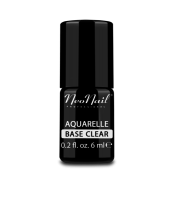 NeoNail, Lakier hybrydowy, Aquarelle Base Clear, 5486-1 6 ml