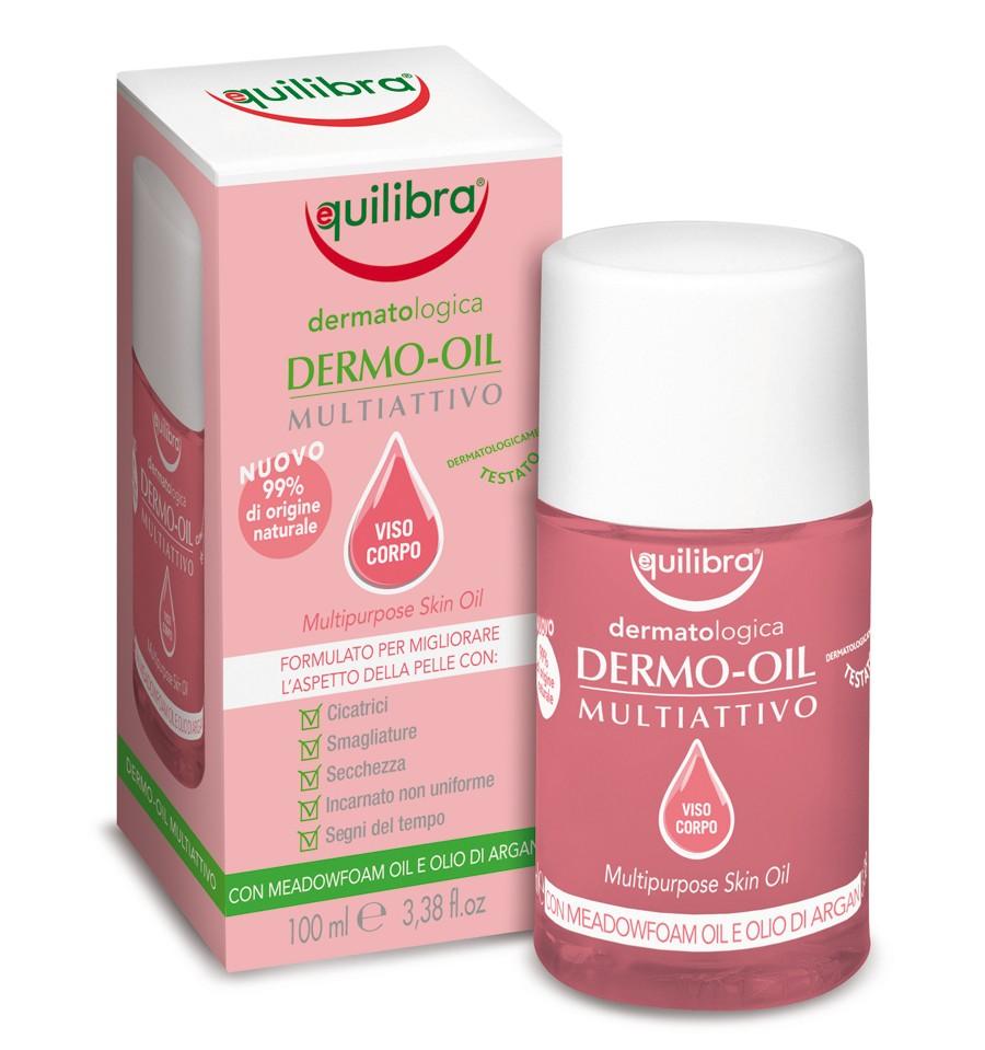 Equilibra, Dermo oil multi-active, 100 ml