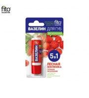 Fitokosmetik, Wazelina do ust leśna poziomka 4,5 g