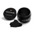 Coco Glam, 100% naturalny środek do wybielania zębów, 30 g
