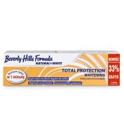 Beverly Hills Natural White, Total Protection Whitening, Pasta do zębów, 100 ml