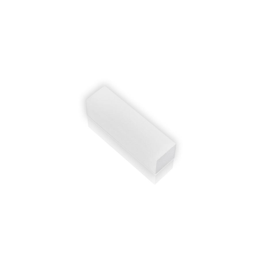 NeoNail, Czterostronny blok polerski - biały 1221