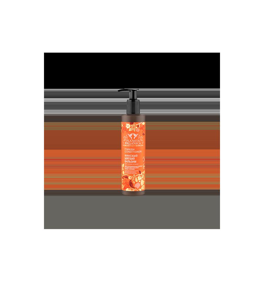 Planeta Organica, Balsam FIŃSKI, do osłabionych włosów, 280 ml