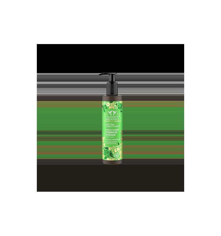 Planeta Organica, Balsam TYBETAŃSKI, objętość i siła, 280 ml