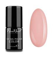 NeoNail, Lakier hybrydowy, 5534-1 Pink Grapefruit, 6 ml