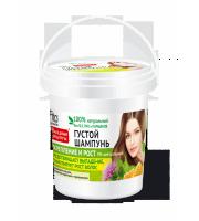 Fitokosmetik, Naturalny Gęsty szampon na wzmocnienie i porost włosów, 155 ml