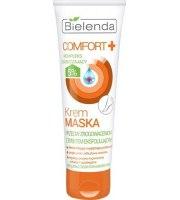 Bielenda, COMFORT +, Krem-maska przeciw zrogowaceniom stóp, 100 ml