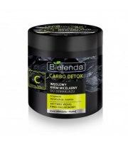 Bielenda, Carbo Detox, Węglowy krem micelarny do demakijażu, 250 ml