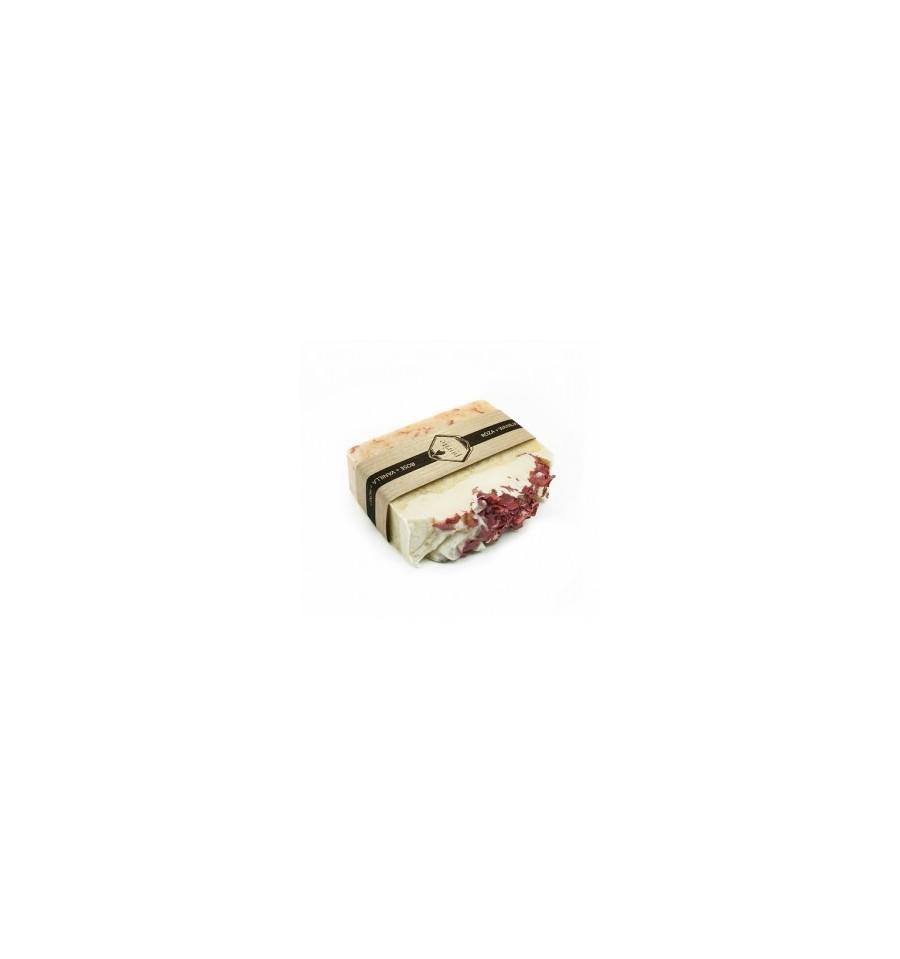 Purite, Mydło Róża, kostka 100-120g