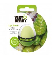 Very Berry, Balsam do ust z Noni i olejkiem Monoi, 11,5 g
