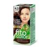 Fitokosmetik, Fito Color - Trwała FARBA do włosów w kremie 4.3 CZEKOLADA