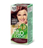 Fitokosmetik, Fito Color - Trwała FARBA do włosów w kremie 4.5 MAHOŃ
