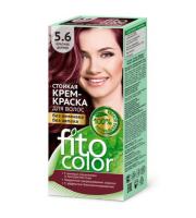 Fitokosmetik, Fito Color - Trwała FARBA do włosów w kremie 5.6 DRZEWO CZERWONE