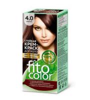 Fitokosmetik, Fito Color - Trwała FARBA do włosów w kremie 4.0 KASZTAN