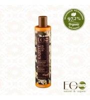 ECOLAB, KARITE SPA -  zrównoważony balsam dla włosów tłustych u podstawy i suchych na końcach, 350 ml