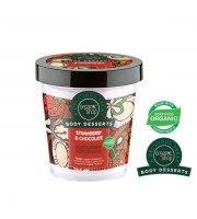 Organic Shop, Body Desserts STRAWBERRY & CHOCOLATE – nawilżający mus do ciała, 450 ml
